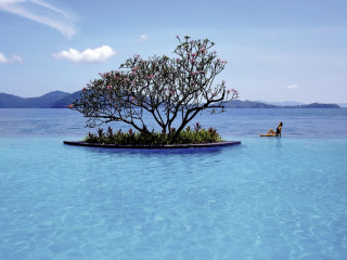 Urlaub Kota Kinabalu im Shangri-La's Tanjung Aru Resort & Spa
