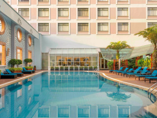Ho-Chi-Minh-Stadt im Sheraton Saigon Hotel & Towers