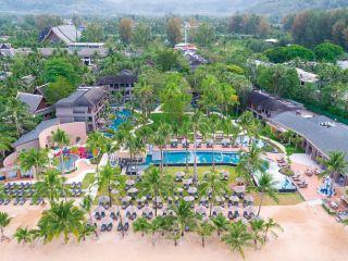 Bang Niang Beach im La Flora Khao Lak