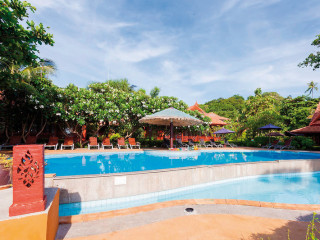 Urlaub Ko Phi Phi im P.P. Erawan Palms Resort