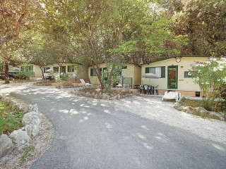 Urlaub Rabac im Camp Oliva Mobilehomes