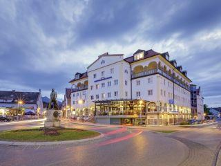 Füssen im Luitpoldpark-Hotel