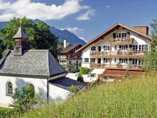 Urlaub Grainau im Berghotel Hammersbach