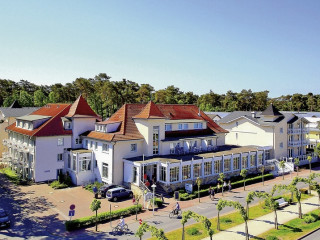 Ostseebad Baabe im Strandhotel Baabe