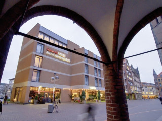 Hannover im Concorde Hotel Am Leineschloss