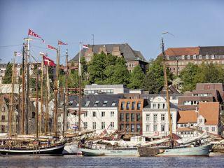 Flensburg im Hotel Hafen Flensburg