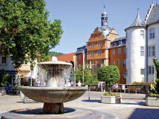 Urlaub Bad Mergentheim im Best Western Premier Parkhotel Bad Mergentheim