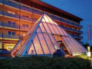 Bad Windsheim im Kurhotel Pyramide