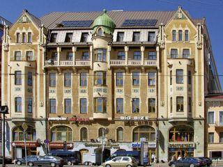 Urlaub Sankt Petersburg im Dostojewskij