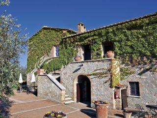 Urlaub Sarteano im La Sovana