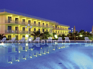 Agrigent im Hotel Dioscuri Bay Palace