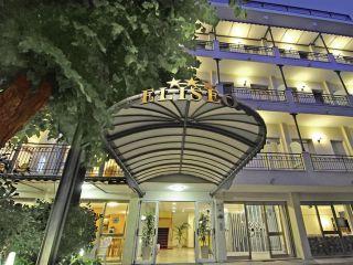 Riccione im Hotel Eliseo