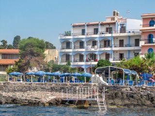 Giardini-Naxos im Hotel Kalos