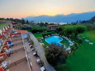 Malcesine im Park Hotel Val di Monte