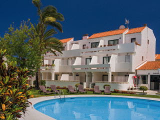 Urlaub Los Cancajos im Los Rosales Apartamentos