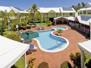 Rodney Bay im Bay Gardens Hotel