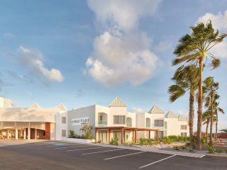 Urlaub Palm Beach im Courtyard Aruba Resort