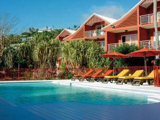 Urlaub Baie Orientale im Palm Court Hotel