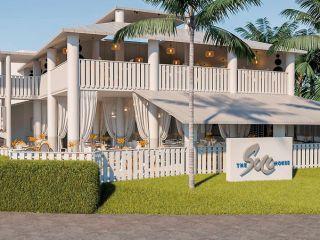 Rodney Bay im The SoCo House