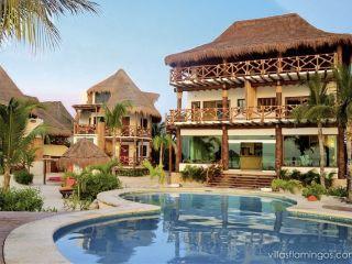 Urlaub Isla Holbox im Villas Flamingos