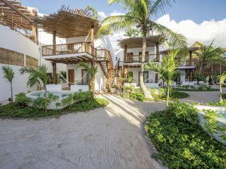 Urlaub Isla Holbox im Villas HM Palapas del Mar