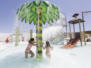 Playa d'en Bossa im Grand Palladium Palace Ibiza Resort & Spa