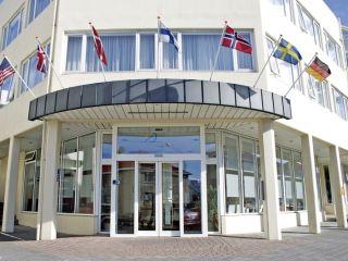Reykjavik im Fosshotel Raudara