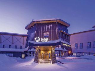 Urlaub Ylläsjärvi im Lapland Hotel Saaga & Apartments