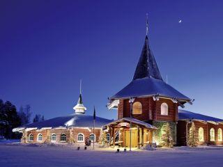 Urlaub Rovaniemi im Santa Claus Holiday Village