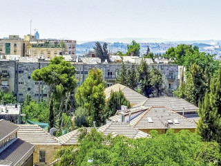 Urlaub Jerusalem im Bezalel Hotel Jerusalem, an Atlas Boutique Hotel