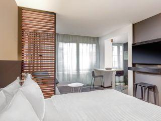 Leipzig im Adina Apartment Hotel Leipzig