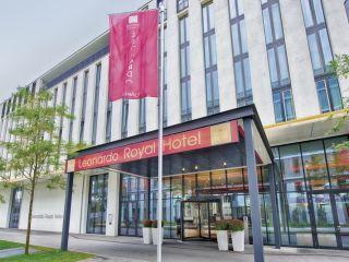 Urlaub München im Leonardo Royal Hotel Munich