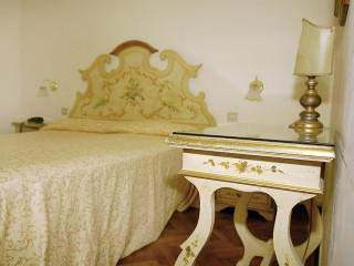 Venedig im Hotel Malibran