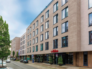 Nürnberg im Adina Apartment Hotels Nuremberg