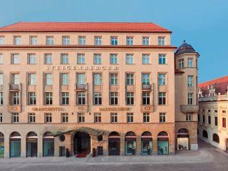 Leipzig im Steigenberger Grandhotel Handelshof