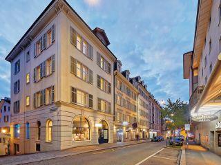 Urlaub Zürich im Sorell Hotel Rütli