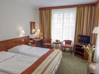Mariánské Lázne im Spa & Wellness Hotel Olympia