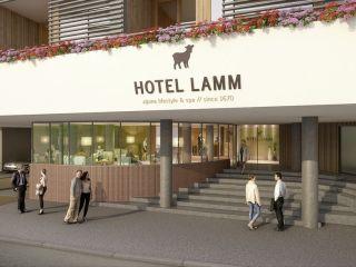 Kastelruth im Hotel Lamm – alpine lifestyle & spa