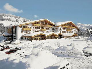 Urlaub Kirchberg in Tirol im Activ Sunny Hotel Sonne