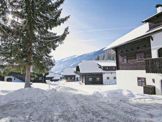 Sankt Oswald  (Bad Kleinkirchheim) im Kirchleitn Dorf Großwild