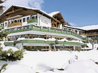 Mittelberg im IFA Alpenrose Hotel