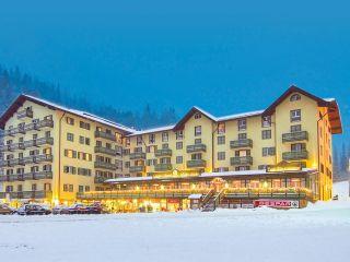 Misurina im Grand Hotel Misurina