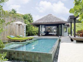 Urlaub Kihavah-huravalhi im Anantara Kihavah Maldives Villas