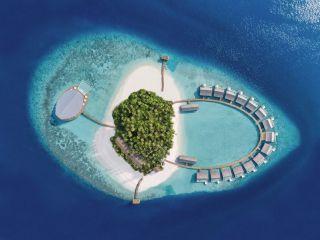 Urlaub Huravalhi im Kudadoo Maldives Private Island