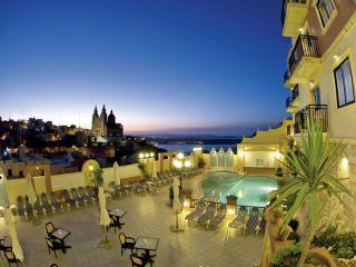 Urlaub Mellieha im Pergola Hotel & Spa