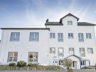 Urlaub Westerland im Sylter Blaumuschel - Hotel