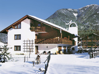Garmisch-Partenkirchen im Pension Florianshof