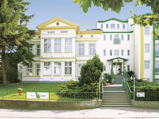 Ostseebad Ahlbeck im Hotel Garni Eden