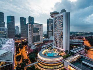 Urlaub Singapur im Pan Pacific Singapore