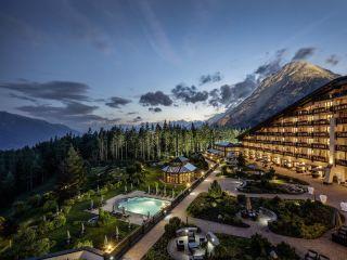 Telfs im Interalpen-Hotel Tyrol